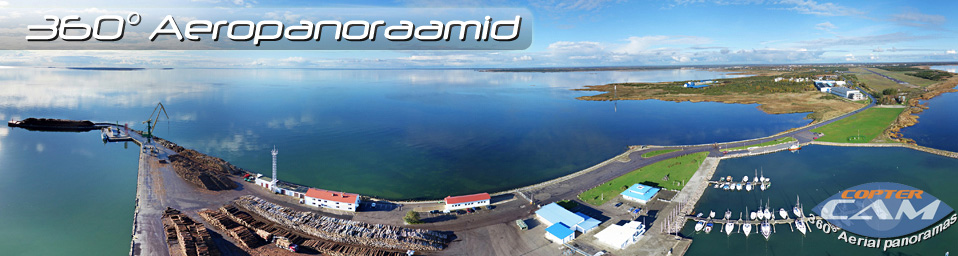 Aerofoto Roomassaare sadam 13