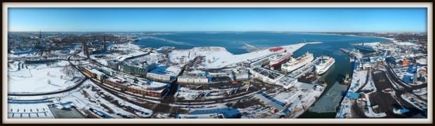 Tallinn, Kesklinna sadam, Vanasadam