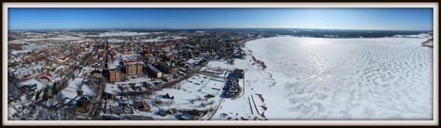 Võru linn, Tamula järv