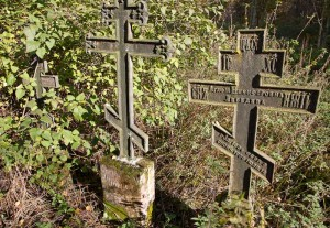 Piirissaare vana surnuaed