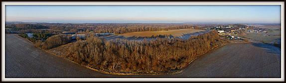 Sinimäed. Aerofoto. Aerial photo. Aerial panorama