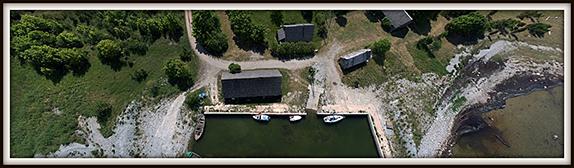 Kallaste sadam. Aerofoto. Aerial photo. Aeropanoraam.