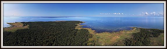 Heinlaid. Aerofoto. Aerial photo. Aeropanoraam, aerial panorama.