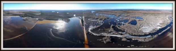 Soomaa Rahvuspark. Suurvesi. Viies aastaaeg, Karuskose, Riisa